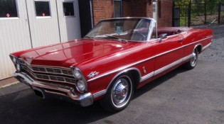 Ford Galaxie Conv. 1967