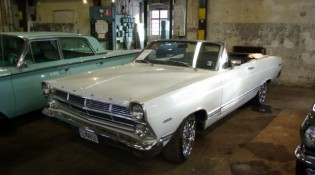 Ford Fairlane 500 1967 convertible